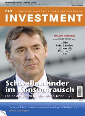 : Ausgabe März 2012 ab sofort am Kiosk