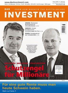 : Ausgabe August 2010 ab sofort am Kiosk