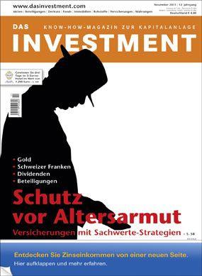 : Ausgabe November 2011 ab sofort am Kiosk