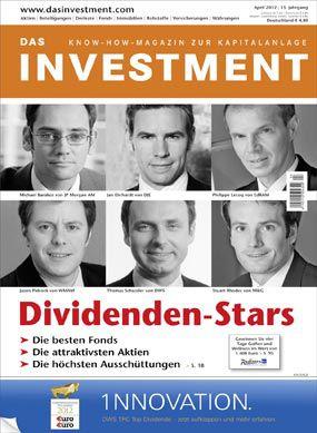 : Ausgabe April 2012 ab sofort am Kiosk