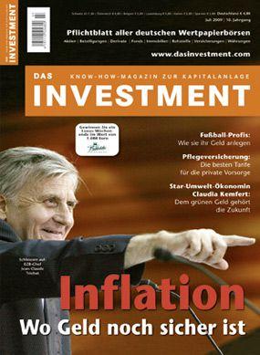 Ausgabe Juli 2009 ab sofort am Kiosk