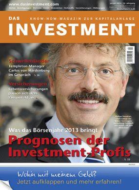 : Ausgabe Januar 2013 ab sofort am Kiosk