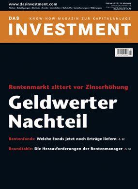 : Ausgabe Februar 2013 ab sofort am Kiosk