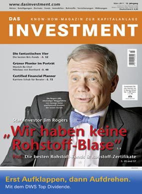 : Ausgabe März 2011 ab sofort am Kiosk