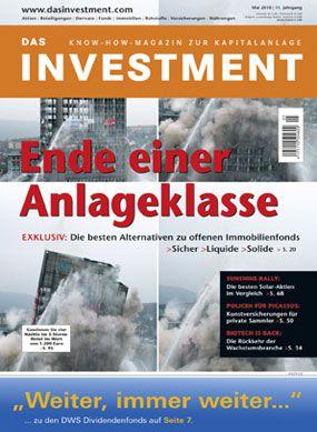 : Ausgabe Mai 2010 ab sofort am Kiosk