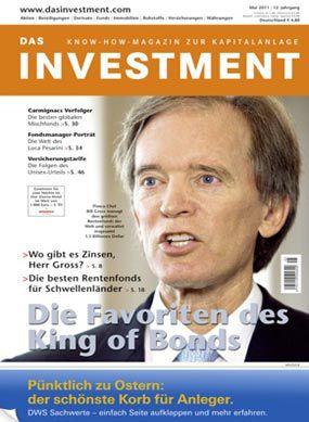 Ausgabe Mai 2011 ab sofort am Kiosk
