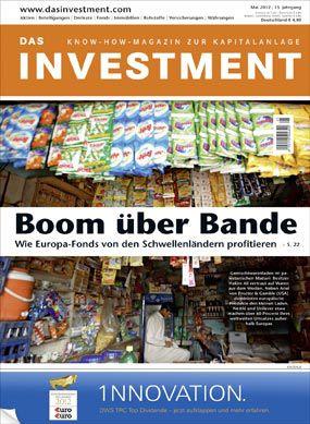 : Ausgabe Mai 2012 ab sofort am Kiosk