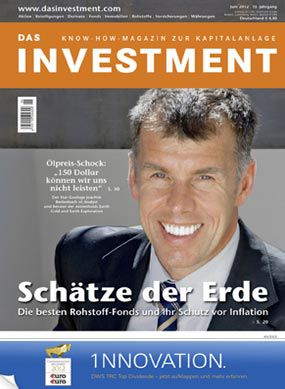 : Ausgabe Juni 2012 ab sofort am Kiosk