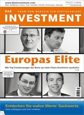 : Ausgabe Ausgabe August 2011 ab sofort am Kiosk