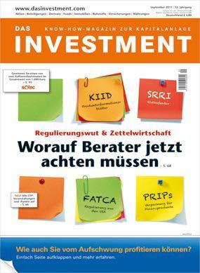 : Ausgabe September 2011 ab sofort am Kiosk