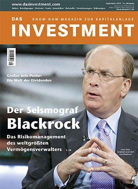 Ausgabe September 2014 sofort am Kiosk: Der Seismograf Blackrock