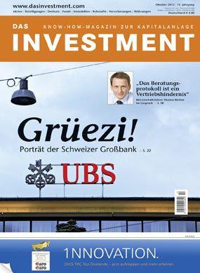 : Ausgabe Oktober 2012 ab sofort am Kiosk