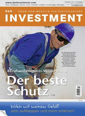 : Ausgabe November 2012 ab sofort am Kiosk