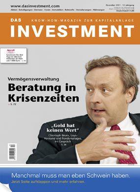 : Ausgabe Dezember 2011 ab sofort am Kiosk