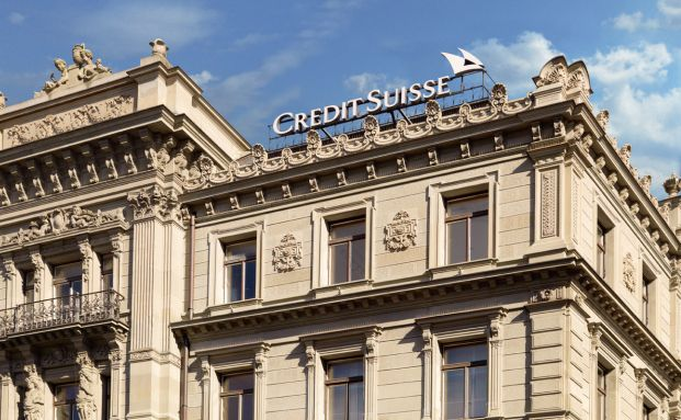 Standort der Creidt Suisse in Zürich