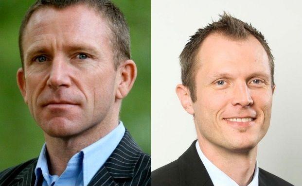 Schwellenl&auml;nder scheibchenweise: HSBC-Manager Douglas <br> Helfer, Universal-Berater Morten Bugge