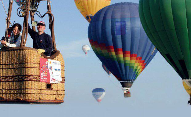 Heißluftballons steigen in die Luft, abheben, bitte: Private Krankenversicherungen bieten bedarfsgerechten Service und umfangreiche Leistungen - für denjenigen, der nicht zuerst auf den Preis schaut. Foto: Getty Images