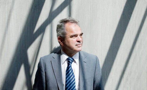 Wissenschaftler mit Praxisbezug: Stefan Duchateau berät den Global Allocation UI von V&D Finance. Foto: Wim Kempenaers