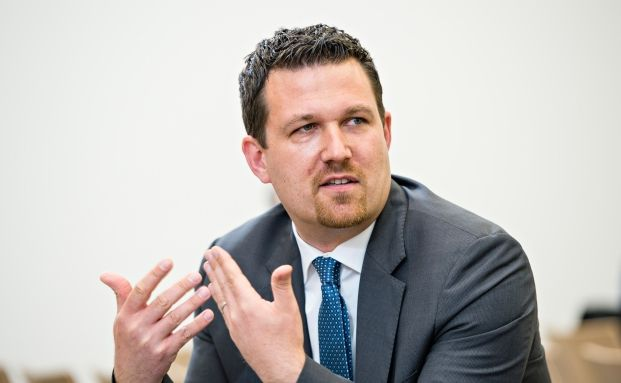 Christian Tolle, Leiter Produktmanagement und Client Service bei Gothaer Invest- und FinanzService, über Multi-AssetStrategien, die Rolle von Beratern und erfreuliche Aha-Effekte . Foto: Uwe Nölke