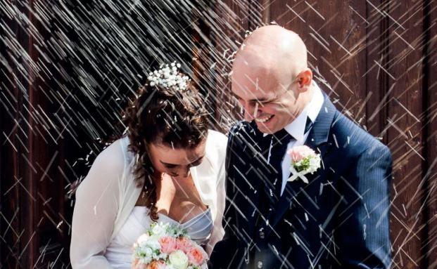 Hochzeit: Ändern sich die Lebensumstände, zahlt sich ein flexibler Versicherungsschutz aus. Foto: Fotografia76/Fotolia