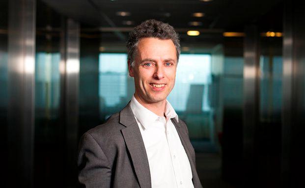 Lukas Daalder, Chief Investment Officer der Fondsgesellschaft Robeco Investment Solutions.