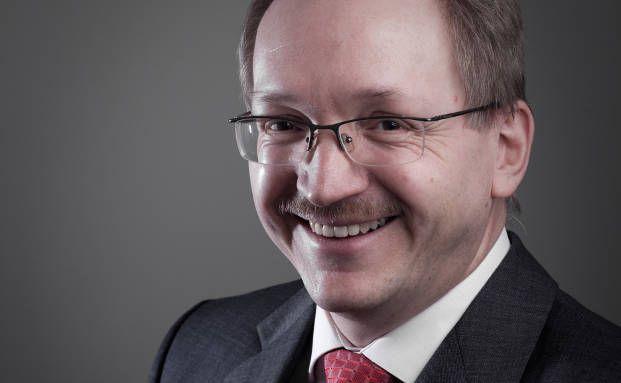 Klaus Dahmann, verantwortlich für das Deutschlandgeschäft der Fondsgesellschaft Legg Mason