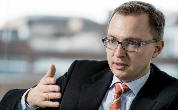 Patrick Dahmen: Axa Vorstand für das Geschäftsfeld Vorsorge (Foto: Jochen Rolfes)