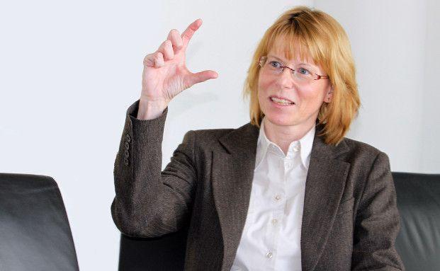 Carmen Daub, verantwortliche Managerin der Gothaer Comfort Fonds und des Bereichs Staatsanleihen für die Kapitalanlagen des Gothaer Konzerns
