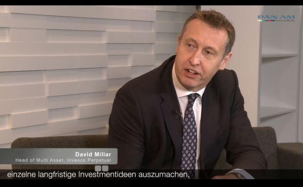 David Millar, Leiter der Multi-Asset-Strategien bei Invesco