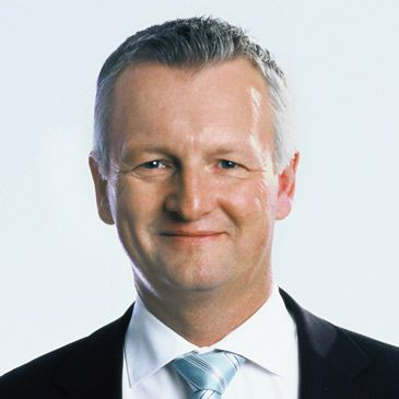 Bernd Dedert, Vorstand Zurich-Gruppe