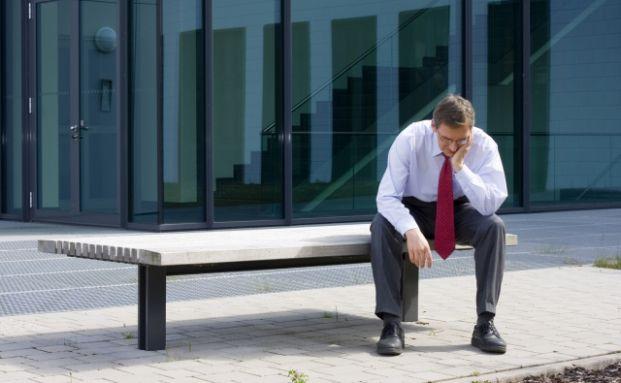 Depressionen und Burnout haben als Ursachen für eine<br>Berufsunfähigkeit aufgeholt. Foto: Fotolia
