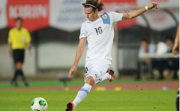 Diego Forlán, Stürmer der Nationalmannschaft Uruguays, war Spieler der WM 2010. (Foto: Getty Images)