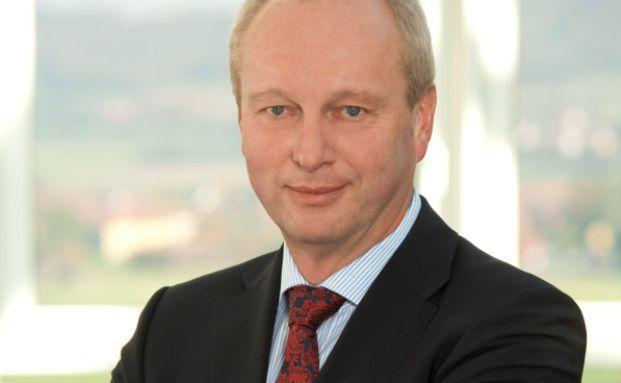 DKM-Chef Dieter Knörrer. Foto: bbg