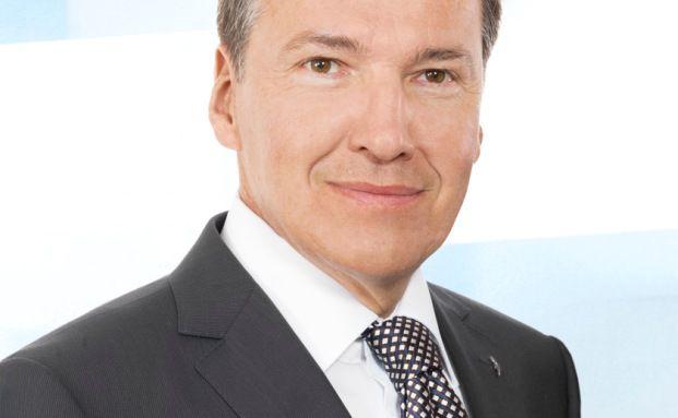 Wolfgang Dippold, Geschäftsführer der Project Gruppe