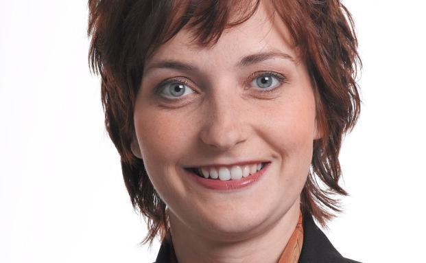 Für die Auswahl der Aktien zuständig: Arlette van Ditshuizen