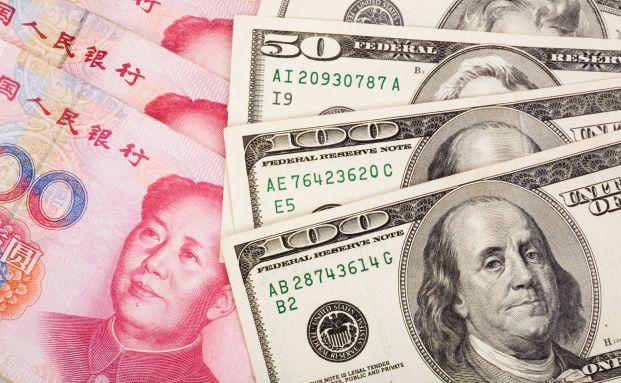 Dollar oder Yuan? Quelle: Fotolia