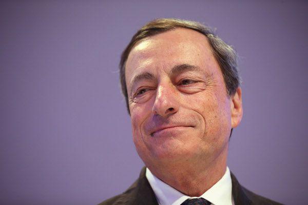 Die Politik von EZB-Chef Mario Draghi macht den Lebensversicherern zu schaffen. Foto: Sean Gallup, Getty Images