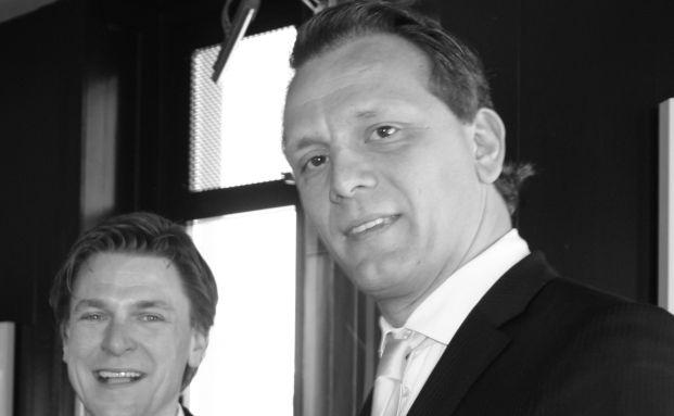 Tipp-König 2011 Fedor Dreher (rechts)