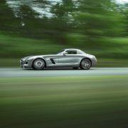 E-Mercedes SLS AMG