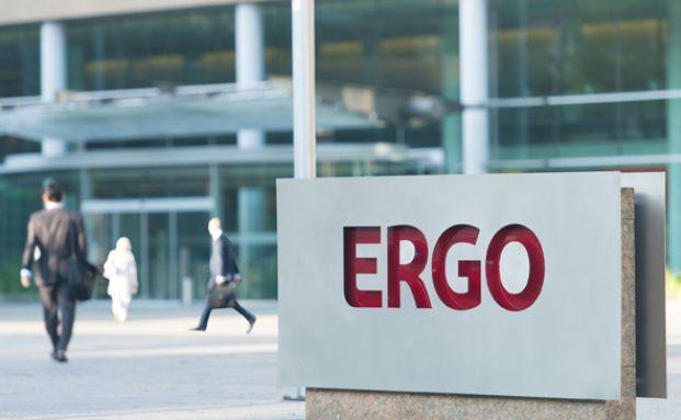 Der Ergo-Zentrale in Düsseldorf. Foto: Ergo