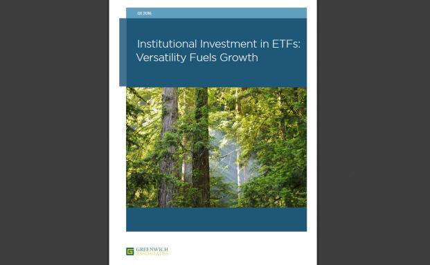 Sagt ETFs weitere Absatzerfolge voraus: Die Studie der Beratungsgesellschaft Greenwich Associates