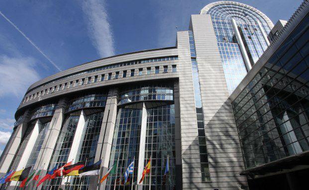 Das Europäische Parlament in Brüssel. Foto: Getty Images