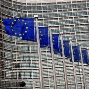Die Europäische Kommission<br>in Brüssel