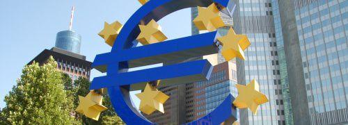 Die Europ&auml;ische Zentralbank in Frankfurt.<br>Foto: Fotolia