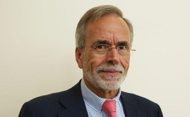 Hermann Ebel, Vorstandsvorsitzender der Hansa Treuhand