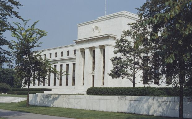 Das Eccles Building, Hauptsitz der Federal Reserve in Washington, D.C. Foto: Getty Images