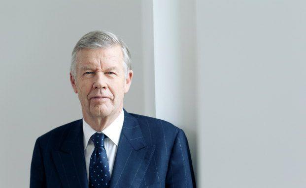 """Jens Ehrhardt, Gründer von DJE Kapital: """"Die deutschen Anleger sollten die derzeitige Konsolidierungsphase zu Käufen nutzen""""."""