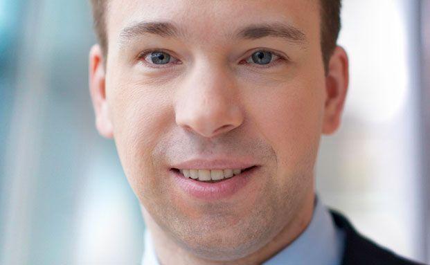 Christian von Engelbrechten ist Manager bei Fidelity