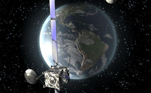 Die Erde und der Mensch. Ein mitunter schwieriges Verhältnis. Quelle: Gettyimages