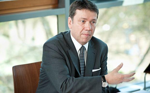 Klaus-Dieter Erdmann, Geschäftsführer MMD Multi Manager GmbH.
